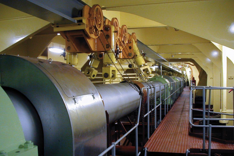 Stern tube oil